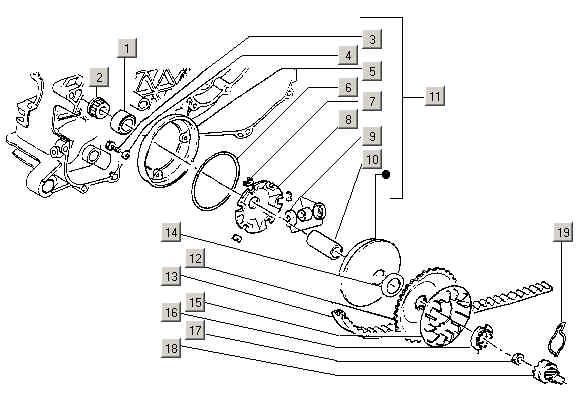 piaggio sfera nsl 50 explosionszeichnungen sfera. Black Bedroom Furniture Sets. Home Design Ideas