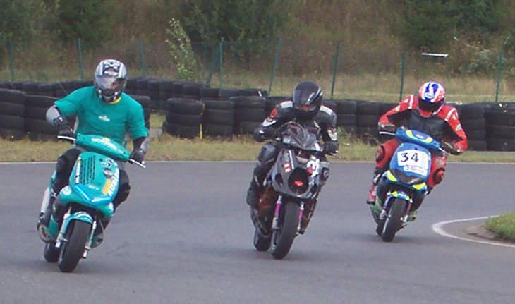 24 Harzring Roller Rennen