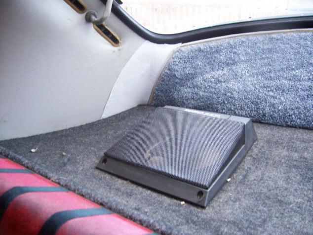 Kaefer Kofferraum